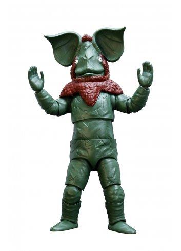 Monster Action Figure Series (Tsuburaya Prod.) Ikarus Seijin - Evolution Toy