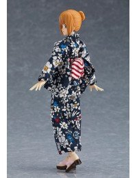figma Female Body (Emily) with Yukata Outfit - Max Factory