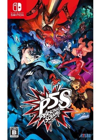 Persona 5 Scramble The Phantom Strikers (Nintendo Switch) - Atlus