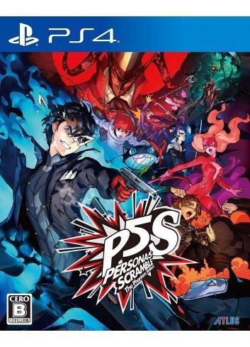 Persona 5 Scramble The Phantom Strikers (PS4) - Atlus