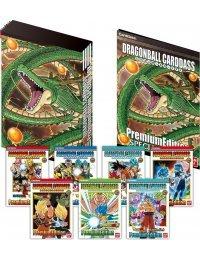 Dragon Ball Carddass Premium Edition DX set (42 cartes & boite)