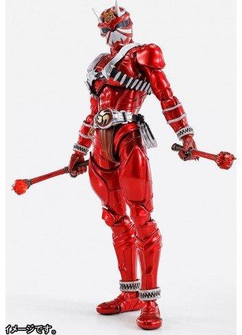 S.H.Figuarts (shinkocchou) Kamen Rider Hibiki Kurenai