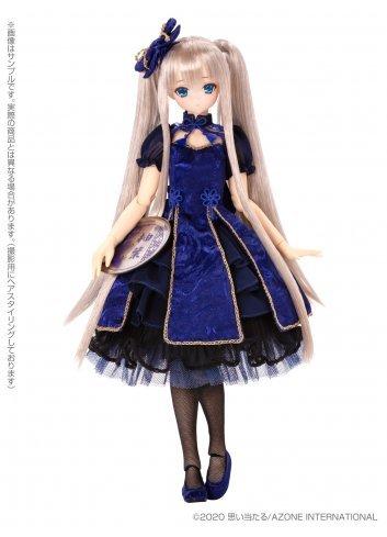 Yuzuha (Goldfish Princess style) - Azone international