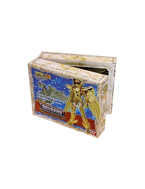 Saint Cloth Myth - Pegasus Seiya (God Cloth) -Original Color