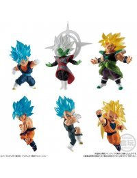Dragon Ball Adverge Motion 4 (Set of 6 figures) - Bandai