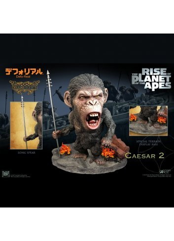 Deforeal Caesar 2 -Deluxe Edition- - Star Ace Toys