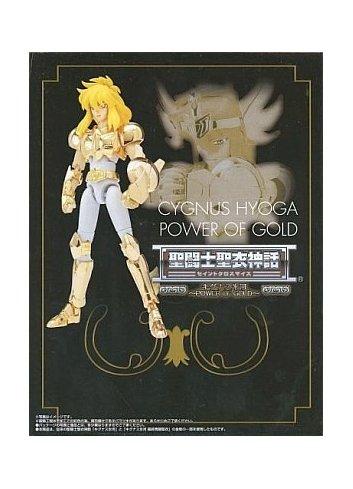 Saint Cloth Myth - Cygnus Hyoga (Revived Bronze Cloth) -Power