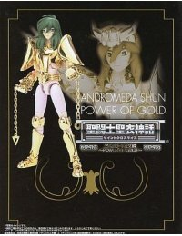 Saint Cloth Myth - Andromeda Shun (Revived Bronze Cloth) -Power