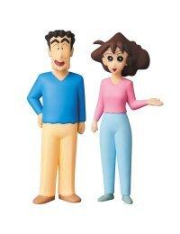 UDF Hiroshi & Misae (Crayon Shin-chan Series 2) - Medicom Toy