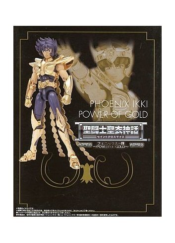 Saint Cloth Myth - Phoenix Ikki (Revived Bronze Cloth) -Power