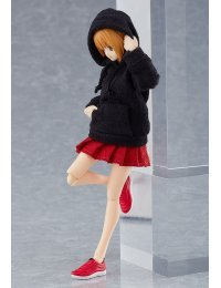 figma Female Body (Emily) with Hoodie Outfit - Max Factory