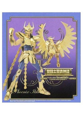 Saint Cloth Myth - Phoenix Ikki (Initial Bronze Cloth) -Limited