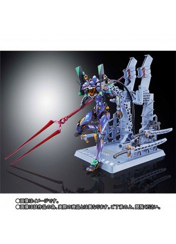 METAL BUILD EVA-01 (EVA2020 color ver.) - Bandai Spirits