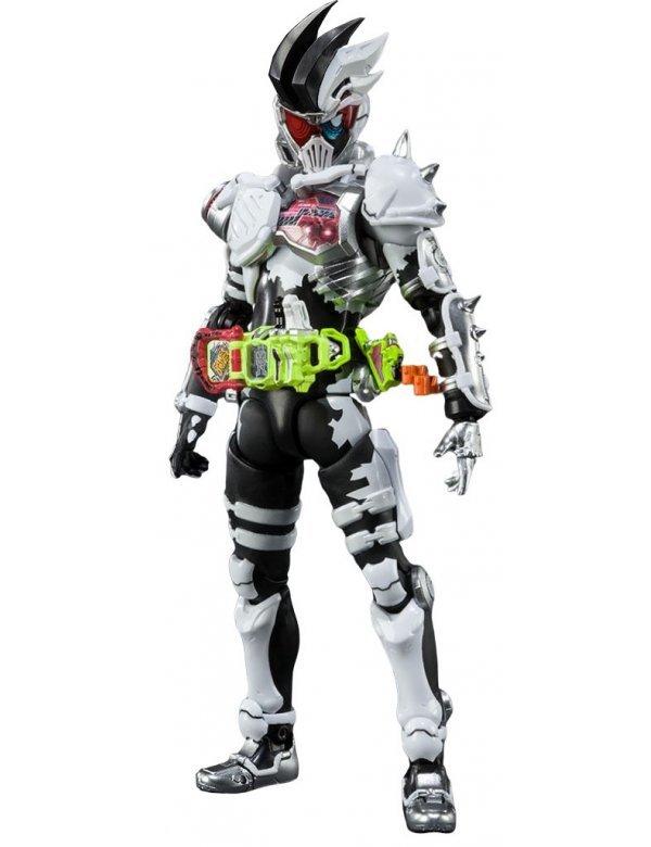 S.H.Figuarts KAMEN RIDER EX-AID Rider Genm zombie gamer level X action figure