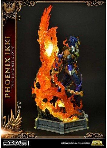 Premium Masterline Phoenix Ikki 1/4 Statue (Anime Version)