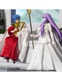 Saint Cloth Myth - The Sun God Abel & Goddess Athena (Shinku no