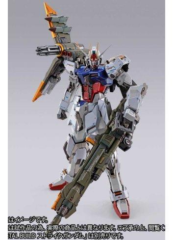Metal Build GAT-X105 Strike Gundam & AQM/E-X03 Launcher Striker