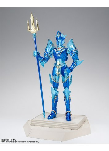 Saint Cloth Myth - Kai-oh Poseidon -15th Anniversary Ver.-