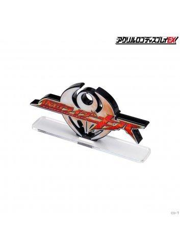 Acrylic Logo Display EX Kamen Rider Kiva