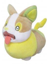 Pokémon All Star Collection Plush PP154 Wanpachi (Yamper) (S Size) - Sanei-boeki