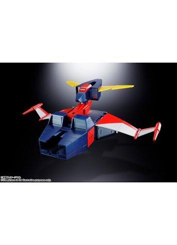 Soul of Chogokin GX-66R - Muteki Robo Trider G7 - Bandai Spirits