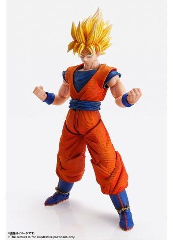 Imagination Works Son Goku - Bandai Spirits