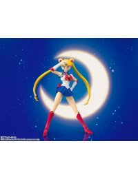 S.H.Figuarts Sailor Moon -Animation Color Edition- - Bandai Spirits