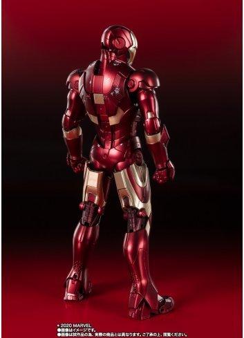 BANDAI S.H.Figuarts IronMan Mark 3 Birth of Iron Man EDITION JAPAN OFFICIAL