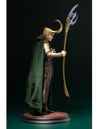 ARTFX Loki -Avengers- - Kotobukiya
