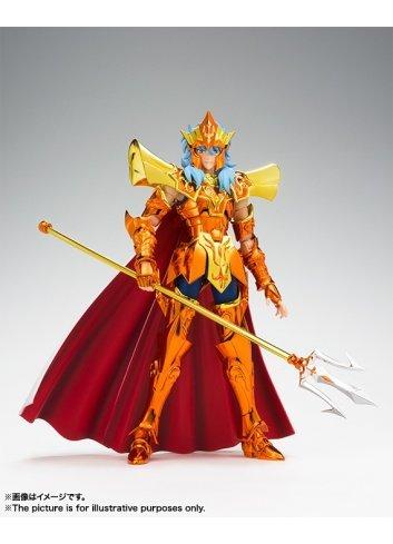Saint Cloth Myth EX - Kai-oh Poseidon -Imperial Throne Set-