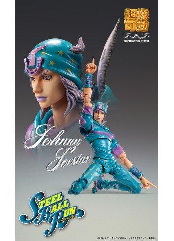 SAS - Johnny Joestar Second - Medicos
