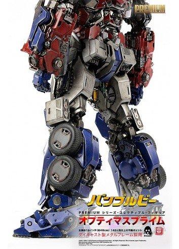 Bumblebee Premium Optimus Prime - threezero