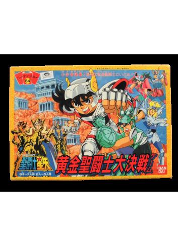 Saint Seiya Gold Saint Battle Game
