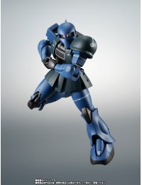 Robot Damashii (Side MS) MS-05B Zaku I ver. A.N.I.M.E. -Black