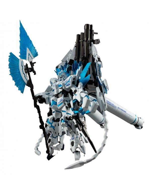 Robot Damashii Side Ms Rx 0 Unicorn Gundam Perfectibility Divine