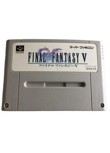 Final Fantasy V (Loose)