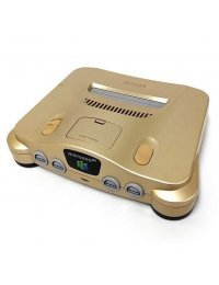 Nintendo 64 Gold and Expansion Pack (Loose)