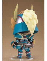 Nendoroid Hunter Male Zinogre Alpha Armor Ver. (DX Edition) - Capcom