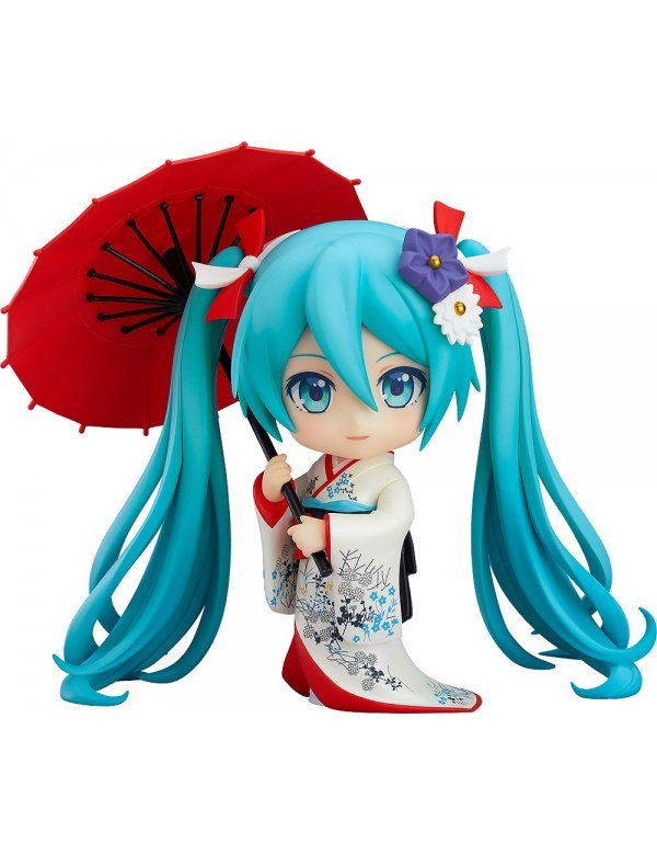 Nendoroid Hatsune Miku (Kōrin Kimono Ver.) - Good Smile Company