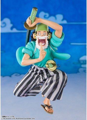 Figuarts Zero Usopp (Usohachi) - Bandai Spirits