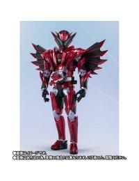 S.H.Figuarts Kamen Rider Jin Burning Falcon - Bandai Spirits