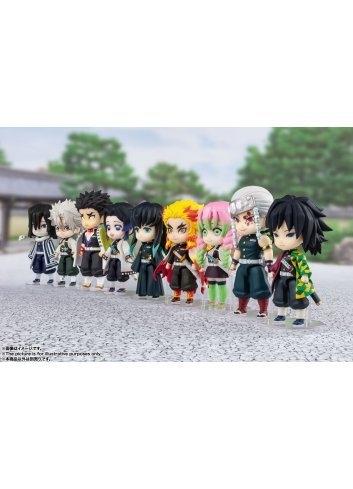 Figuarts mini Kyōjurō Rengoku - Bandai Spirits