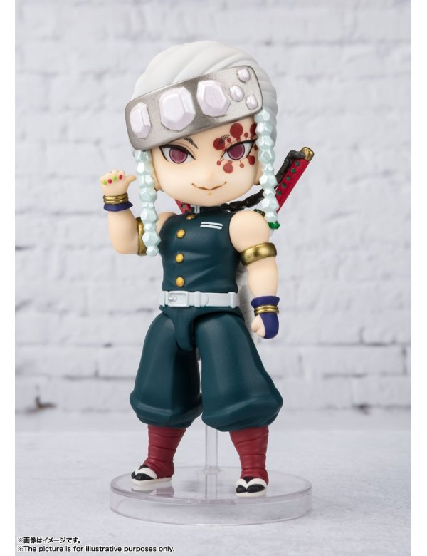 Figuarts mini Tengen Uzui - Bandai Spirits