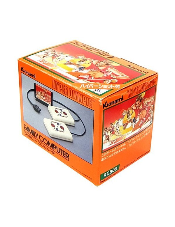 Hyper Olympic (Controler Set Edition)