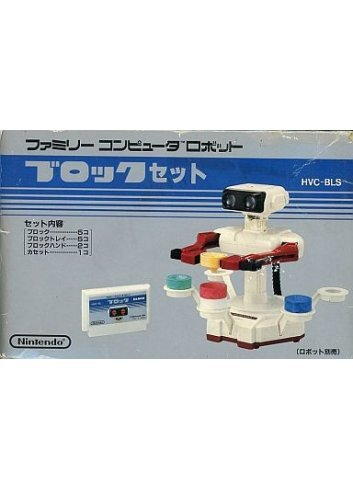 Robot Block
