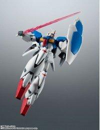Robot Damashii (Side MS) RX-78GP01Fb Gundam First Prototype Full Burnern Ver.A.N.I.M.E. - Bandai Spirits