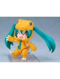 Nendoroid Hatsune Miku (Kigurumi Agumon Ver.) - Good Smile Company