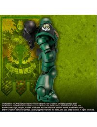 Warhammer 40,000 Salamanders Intercessor - Bandai