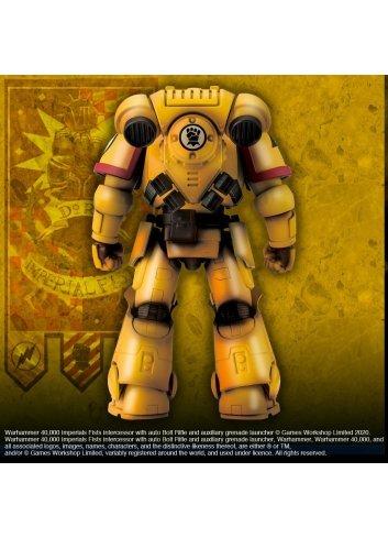 Warhammer 40,000 Imperials Fists Intercessor - Bandai