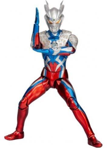 S.H.Figuarts Ultraman Zero (10th Anniversary Special Color Ver.)